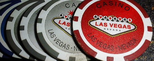 Image of Las Vegas Roulette Chips